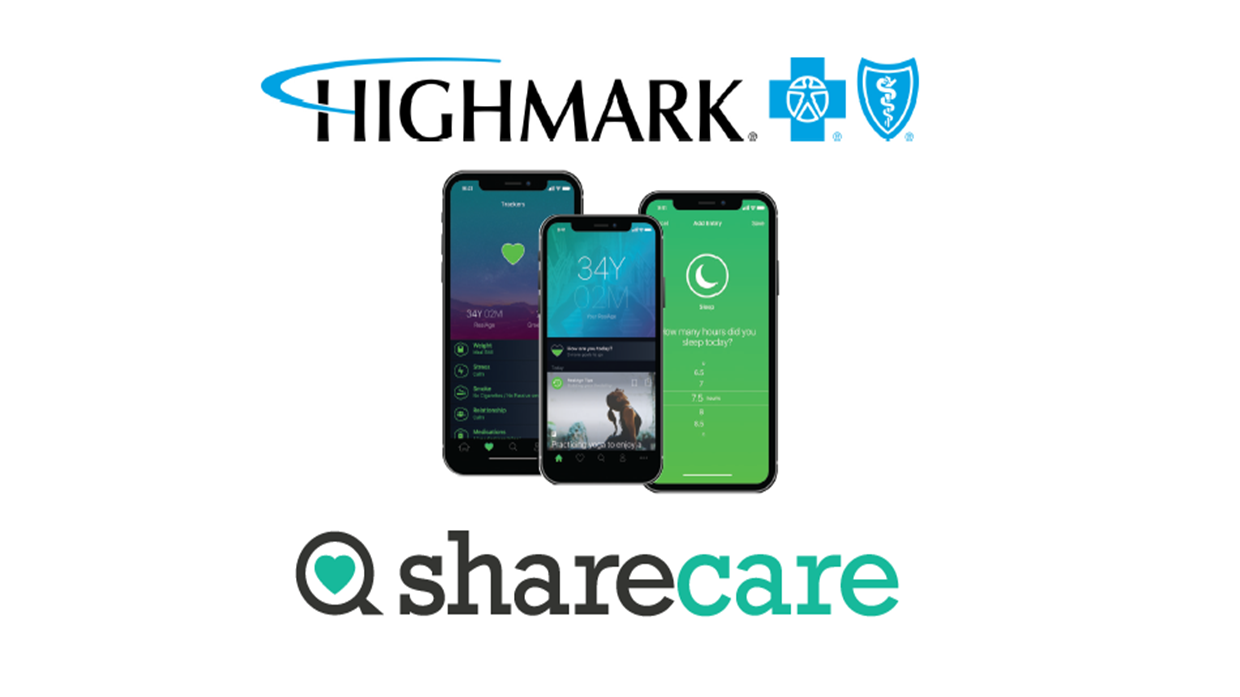 Highmark BlueCross BlueShield Sharecare